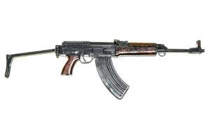 <b>CZ 858</b></br>kaliber 7,62 mm