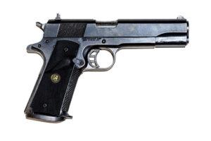 <b>Colt 1911 45ACP</b></br>kaliber .45