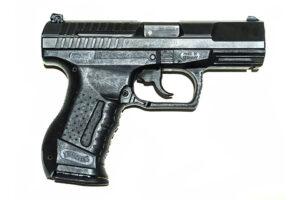 <b>Walther P99</b></br>kaliber 9 mm