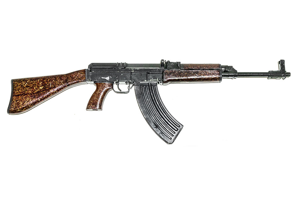 <b>CZ 858 Nr. 2</b></br>kaliber 7,62 mm