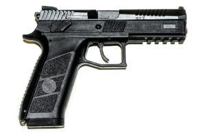 <b>CZ P09</b></br>kaliber 9 mm