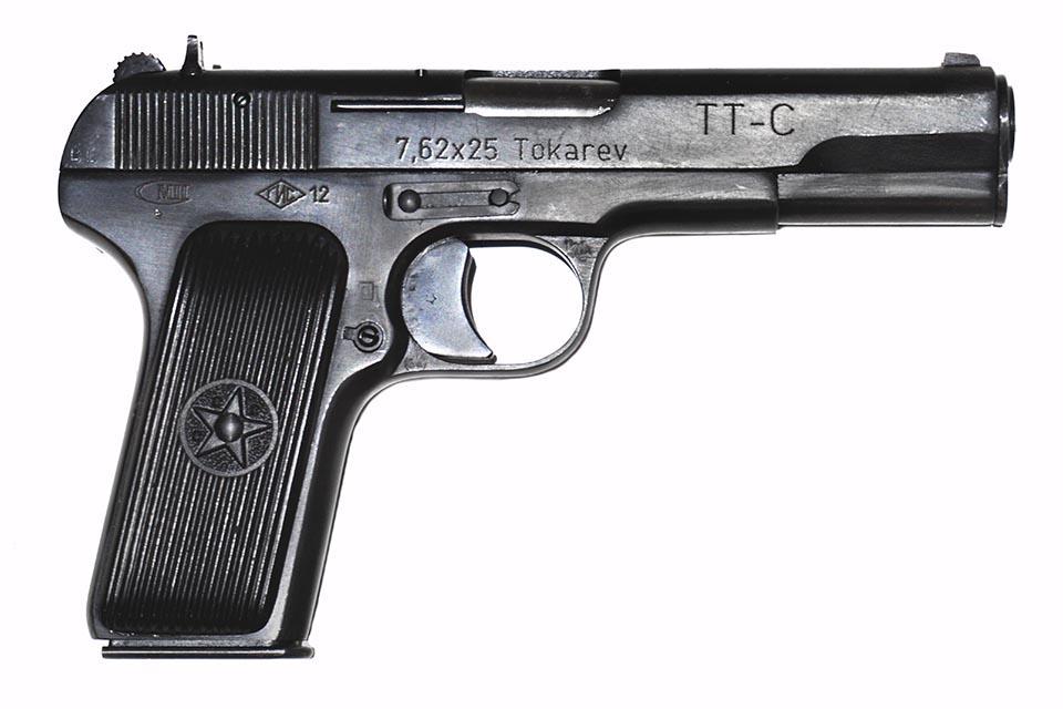 <b>TT - C</b></br>kaliber 9 mm