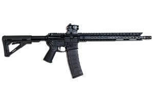 <b>AR 15</b></br>kaliber 5,56 mm