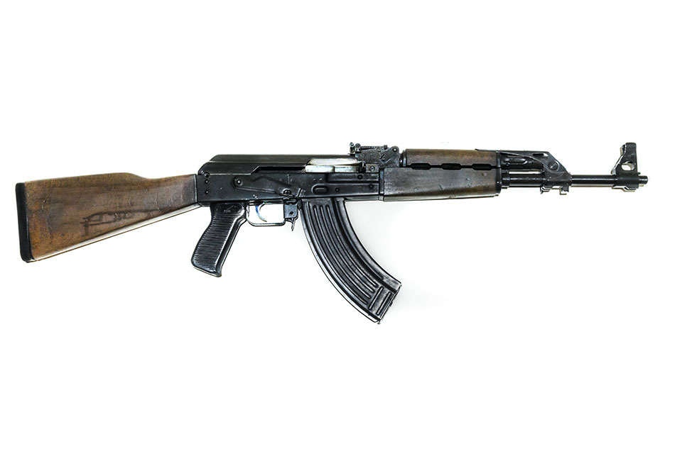 <b>Zastava M70B</b></br>kaliber 7,62 mm