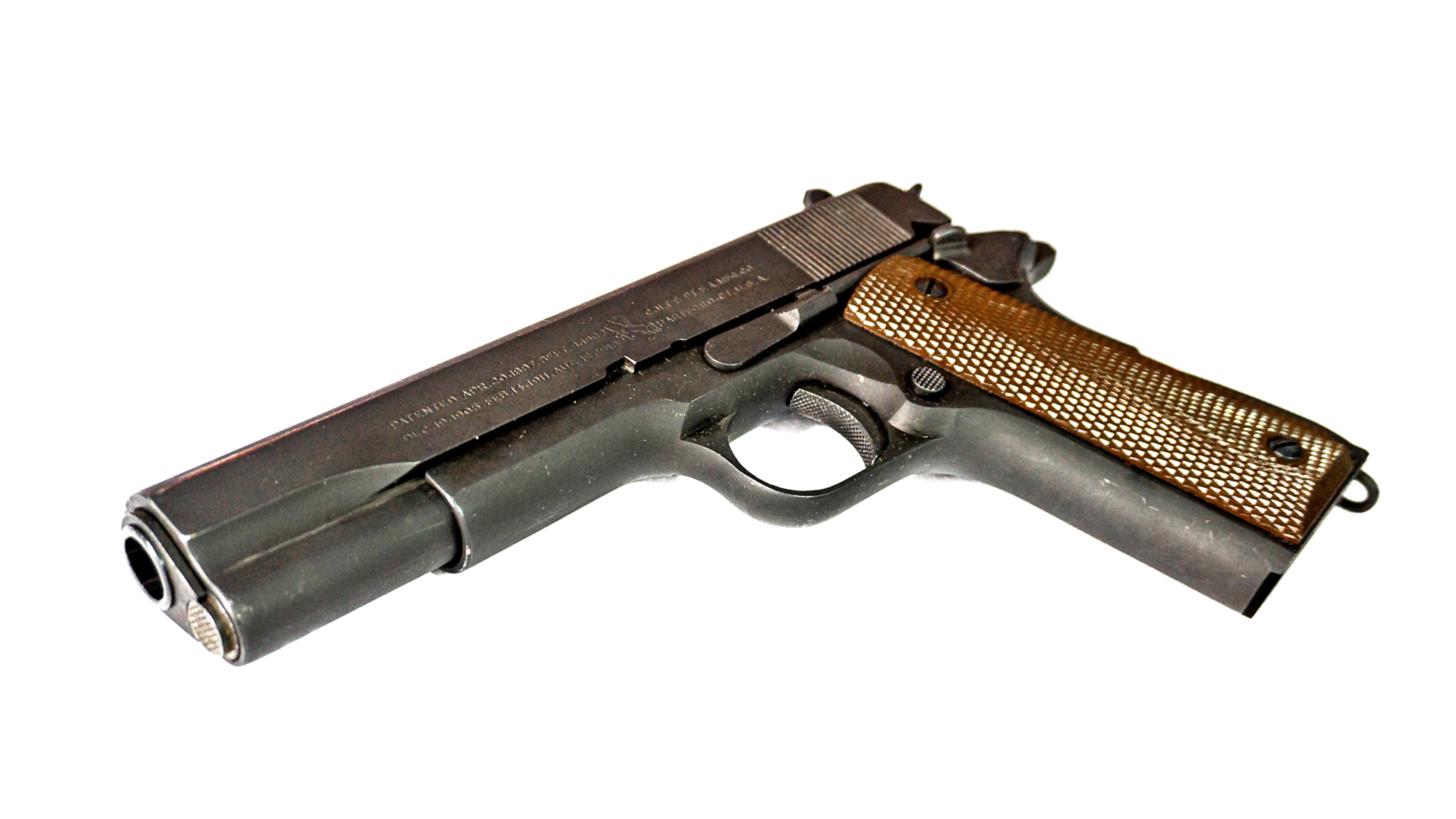 Numer seryjny pistoletu
